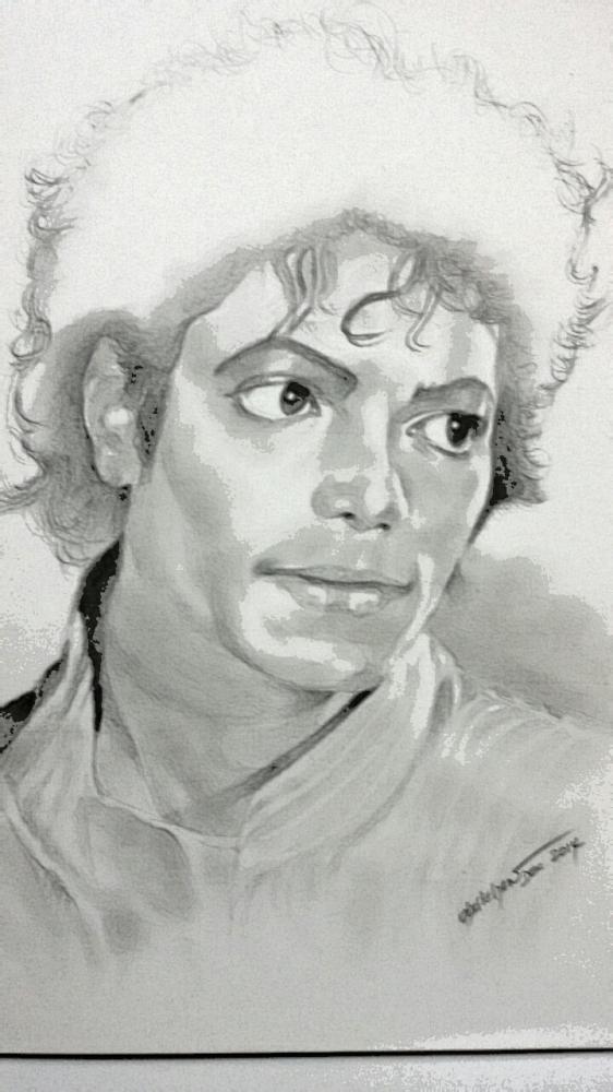 Michael Jackson by Bobchew